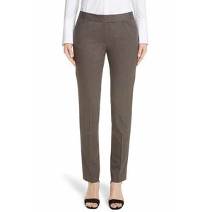 LAFAYETTE 148 Stretch Wool Irving Pants NEW